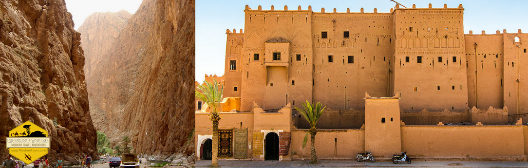 4 Days fes to marrakech desert tour